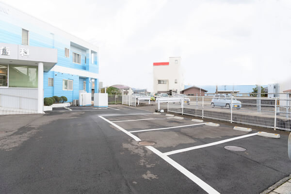 医院前第1駐車場